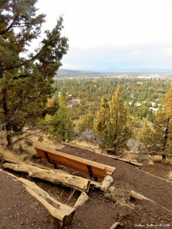 View from Pilot Butte looking to the East October 2016