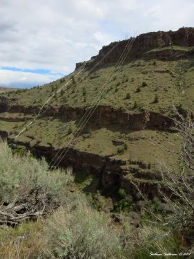 Otter Bench hike, Crooked River Ranch, Oregon 17Apr2017