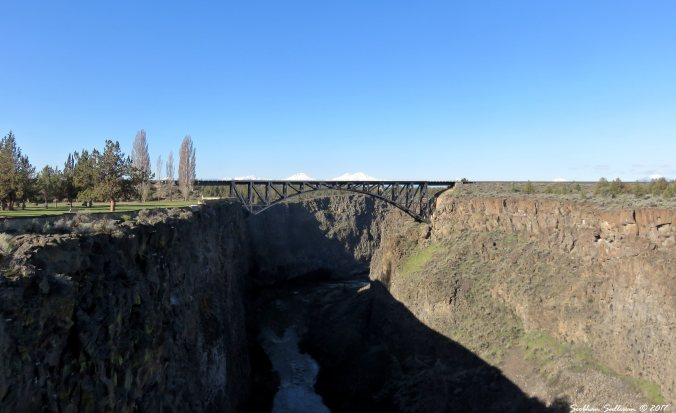 Crooked River Railroad Bridge 3Apr2017