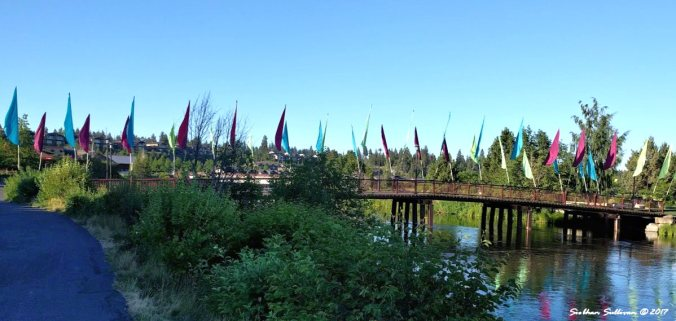 Bridge at Old Mill, Bend, Oregon 7July2017