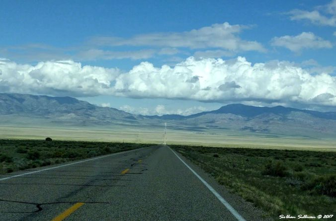 Cloudy pass near Great Basin National Park, Nevada 8May2017