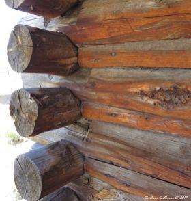 Fort Rock Homestead Village Museum, Oregon 9June2016