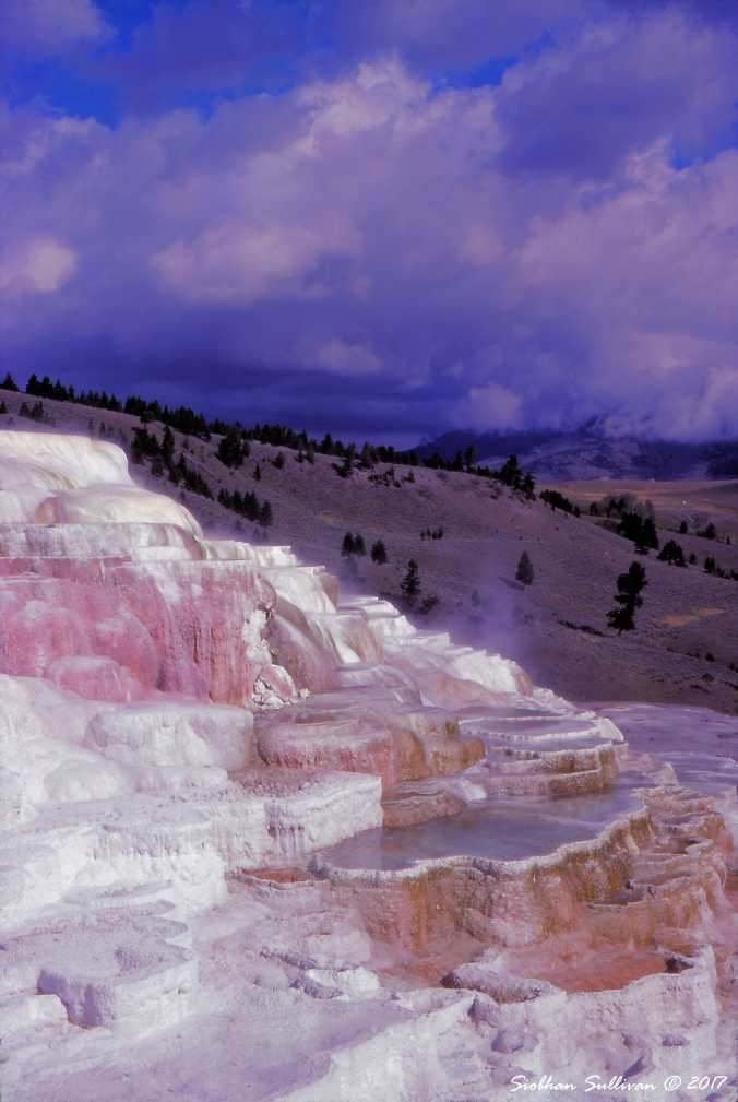 Yellowstone Favorite Places Mammoth Hot Springs 2017