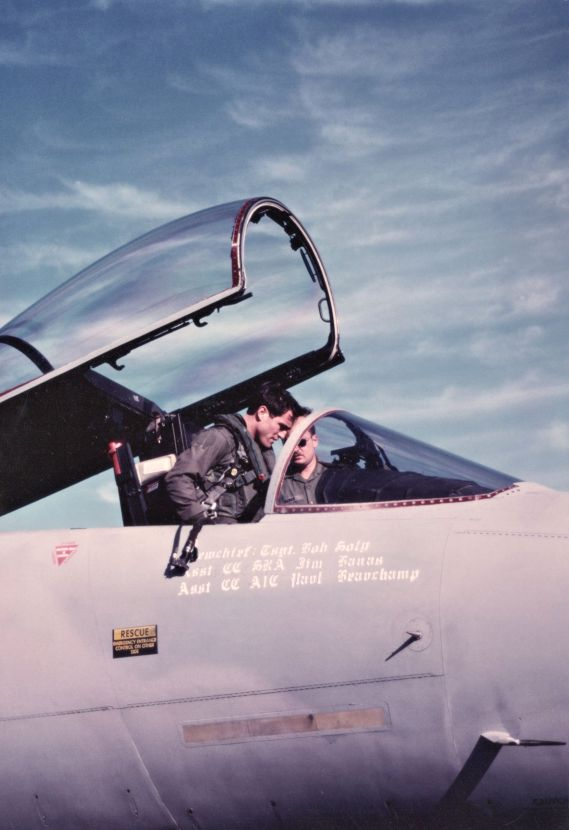 Brother in F-15