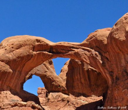 Textures of Arches National Park 3May2017