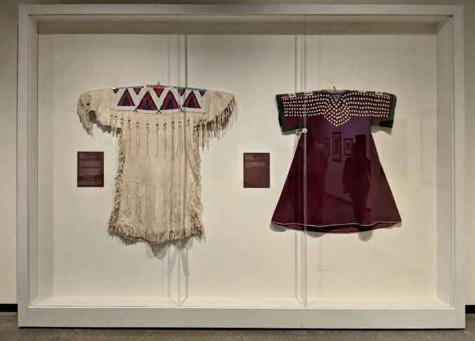By Her Hand Exhibit of Edward S. Curtis Photos, baskets, and beadwork, High Desert Museum, Bend, Oregon