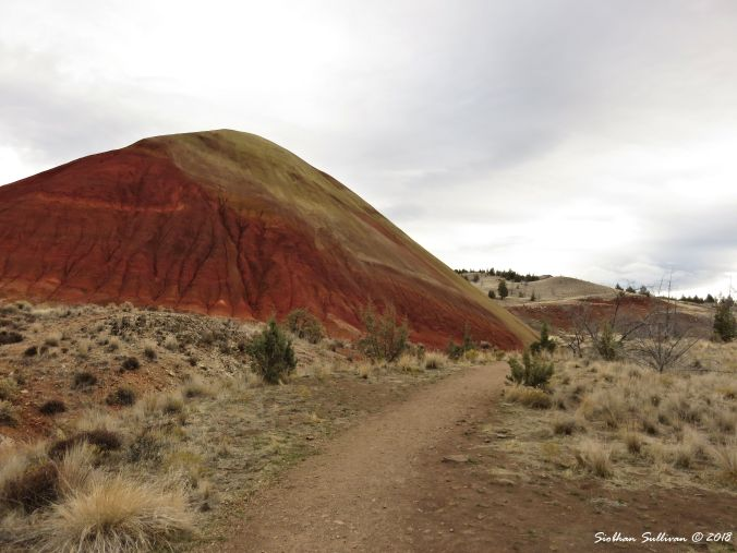 Story in Painted Hills, Oregon 14 26October2018
