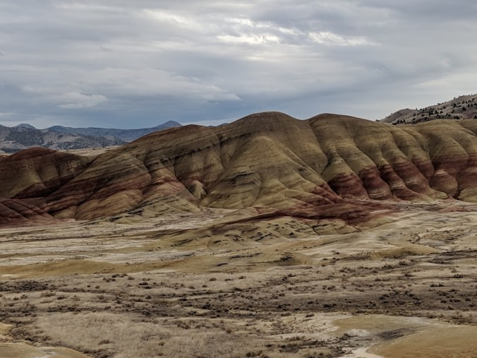Story in Painted Hills 26October2018