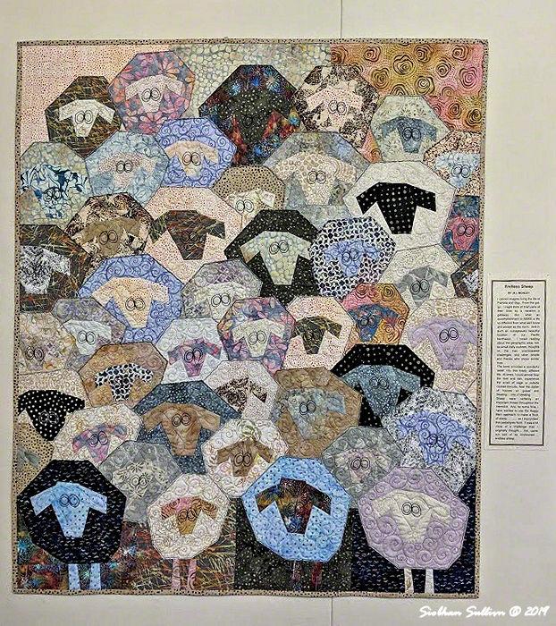 Endless Sheep - Jill Monley 6April2019