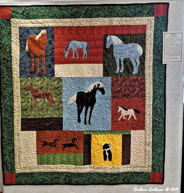 Horses - Linda Mullholand 6April2019