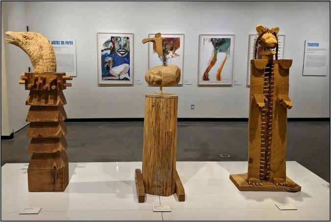 The art of Rick Bartow February2019