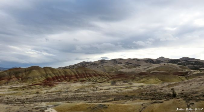 Wild Oregon - the Painted Hills 26October2018