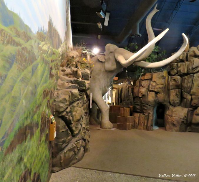 Columbia Mammoth, The Dalles, Oregon 16October2017