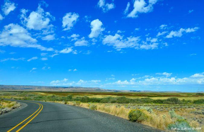 In this land near Diamond, Oregon 29August2019