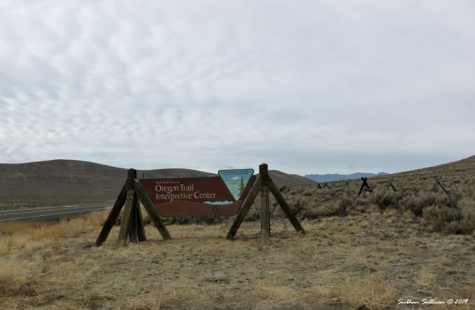 Oregon Trail Interpretive Center, Baker City, Oregon 24October2018