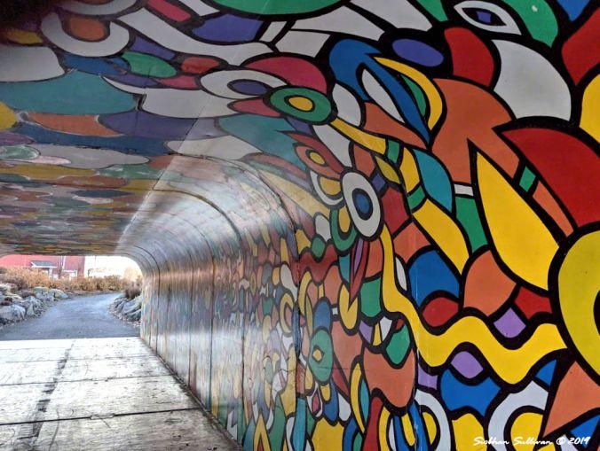 Tunnel of Joy in Bend, Oregon July2017