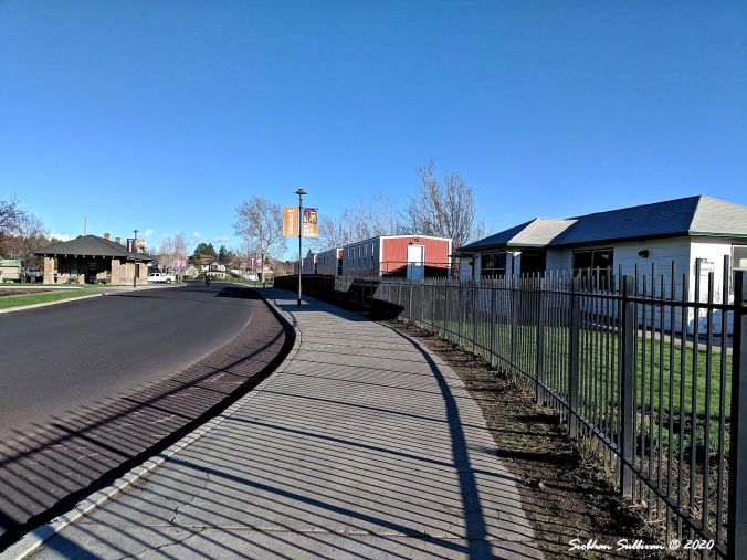 Accommodations for entertainers in Bend, Oregon April 2019