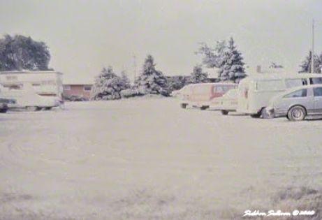 Mount St. Helens adventure in Royal City, Washington 18 May 1980