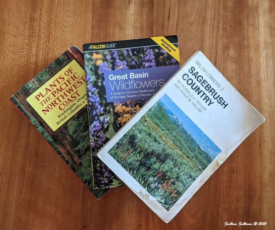 Plant identification field guides July 2020
