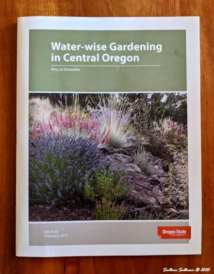 Water-wise gardening handbook July 2020