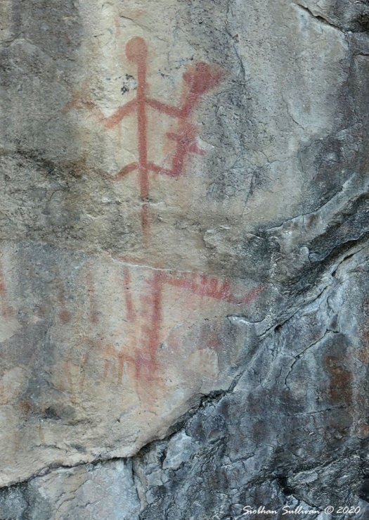 petroglyphs & pictographs, Harney county, OR