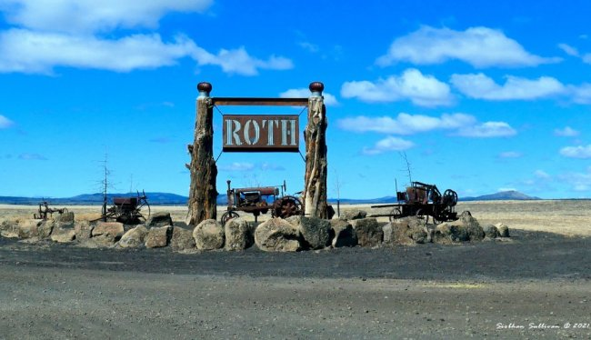 Roth Ranch in Oregon
