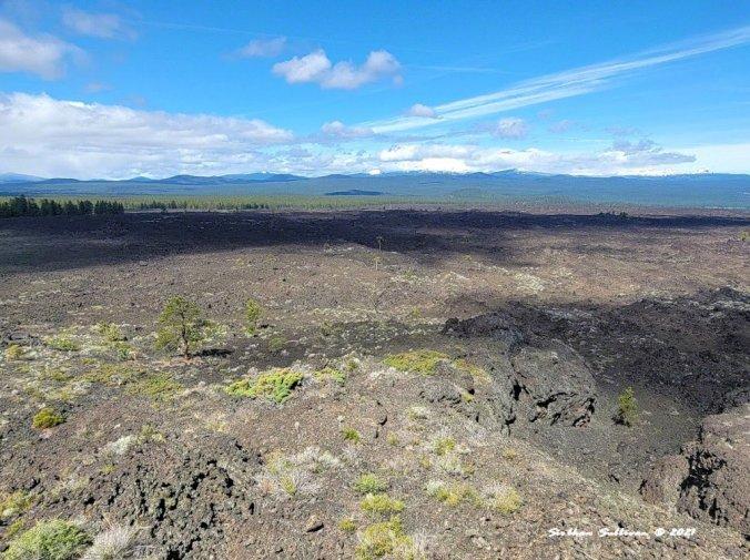 Lava Lands, Oregon