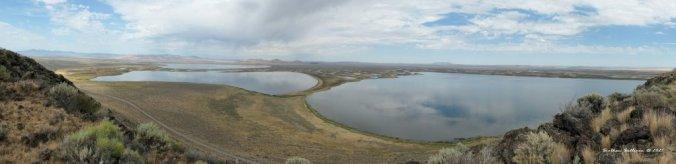 Warner Wetlands panorama