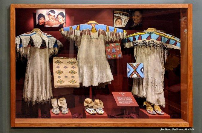 Tail dresses at High Desert Museum