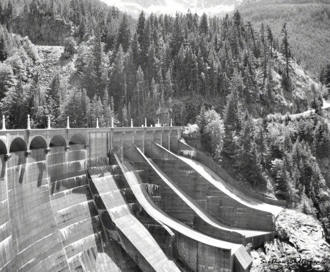 Diablo Lake Dam