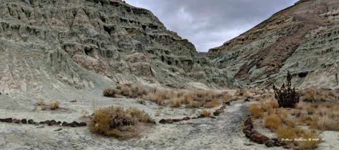 Blue Basin Trail, Oregon