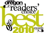 """2010 Central Oregon's Best Caterer """"The Source"""" Magazine"""