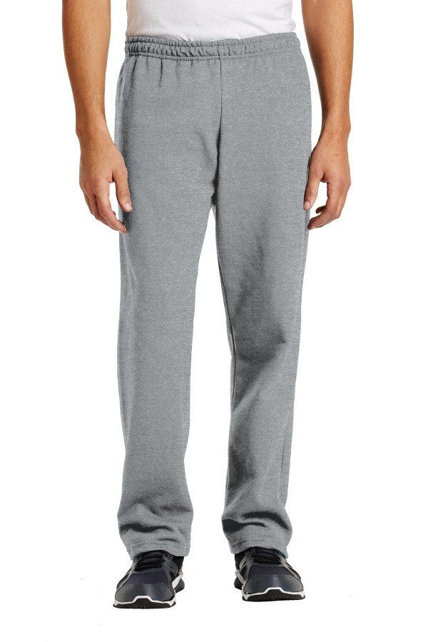 Gildan Heavy Blend Open Bottom Sweatpant. 18400