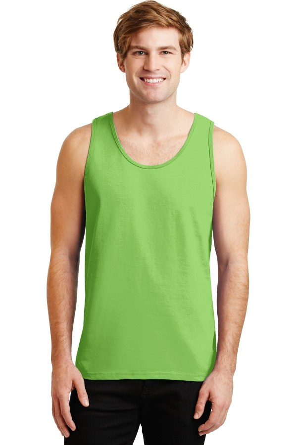Gildan - Ultra Cotton Tank Top.  2200