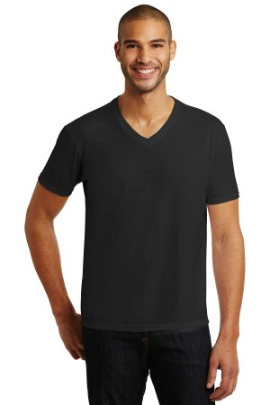 Anvil Tri-Blend V-Neck Tee. 6752
