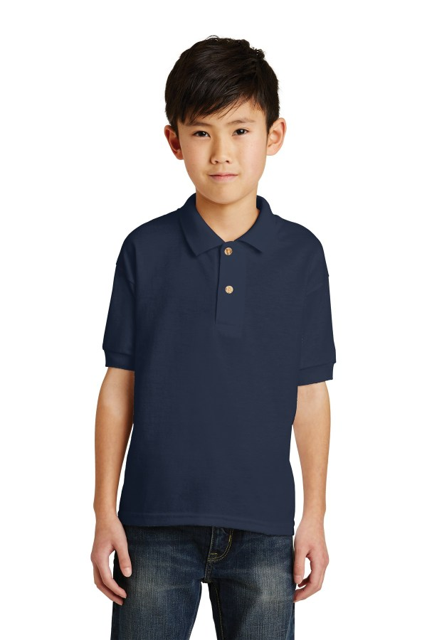 Gildan Youth DryBlend 6-Ounce Jersey Knit Sport Shirt. 8800B
