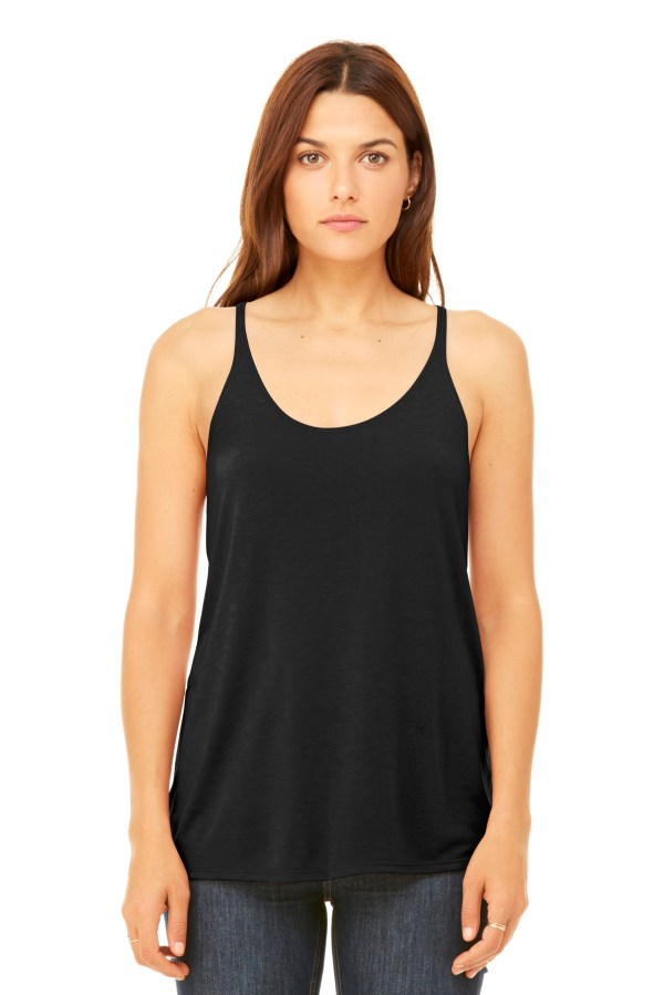 BELLA+CANVAS  Women's Slouchy Tank. BC8838