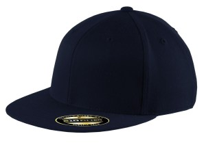 Port Authority Flexfit 210 Flat Bill Cap. C808