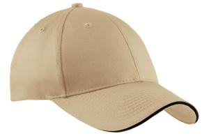 Port & Company - Sandwich Bill Cap.  CP85