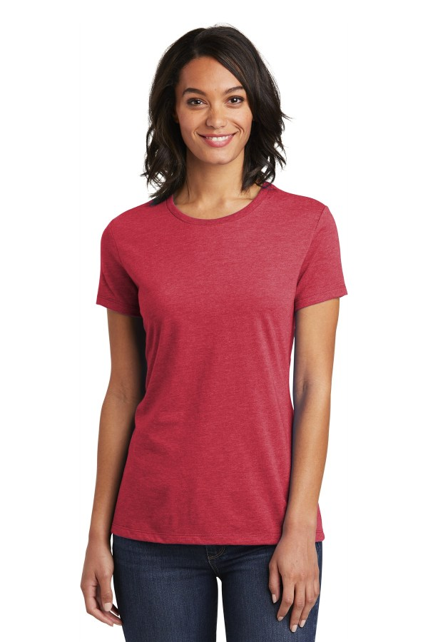 District  Women's Very Important Tee  . DT6002