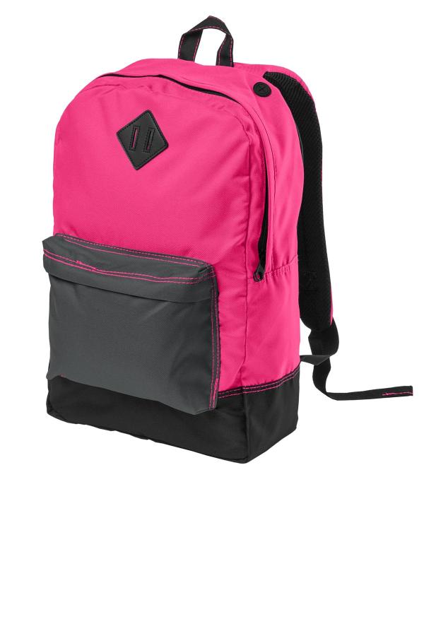 District Retro Backpack. DT715