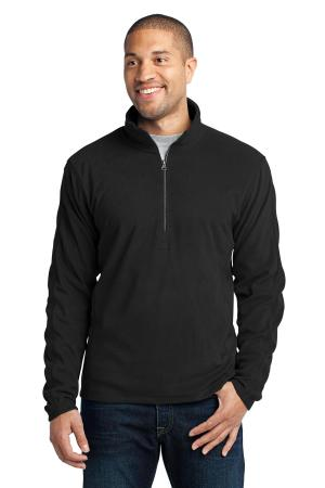 Port Authority Microfleece 1/2-Zip Pullover. F224