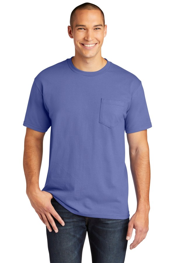 Gildan Hammer  Pocket T-Shirt. H300