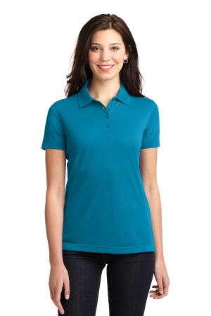 Port Authority Ladies 5-in-1 Performance Pique Polo. L567