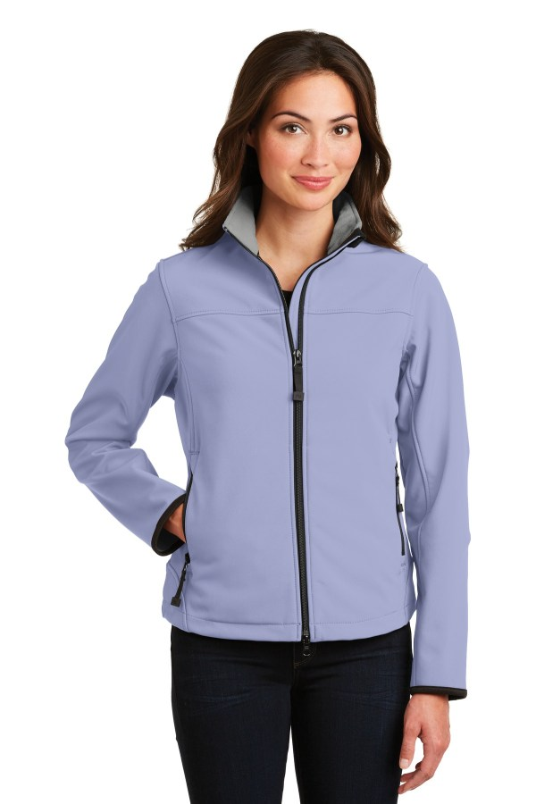 Port Authority Ladies Glacier Soft Shell Jacket.  L790