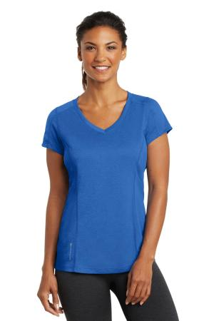 OGIO ENDURANCE Ladies Pulse V-Neck. LOE320