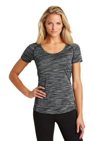 OGIO  ENDURANCE Ladies Verge Scoop Neck. LOE326
