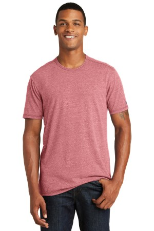 New Era  Tri-Blend Performance Crew Tee. NEA130