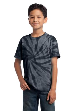 Port & Company - Youth Tie-Dye Tee. PC147Y