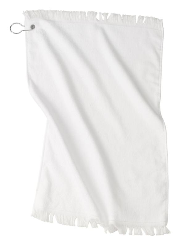 Port Authority - Grommeted Hand Towel.  PT41
